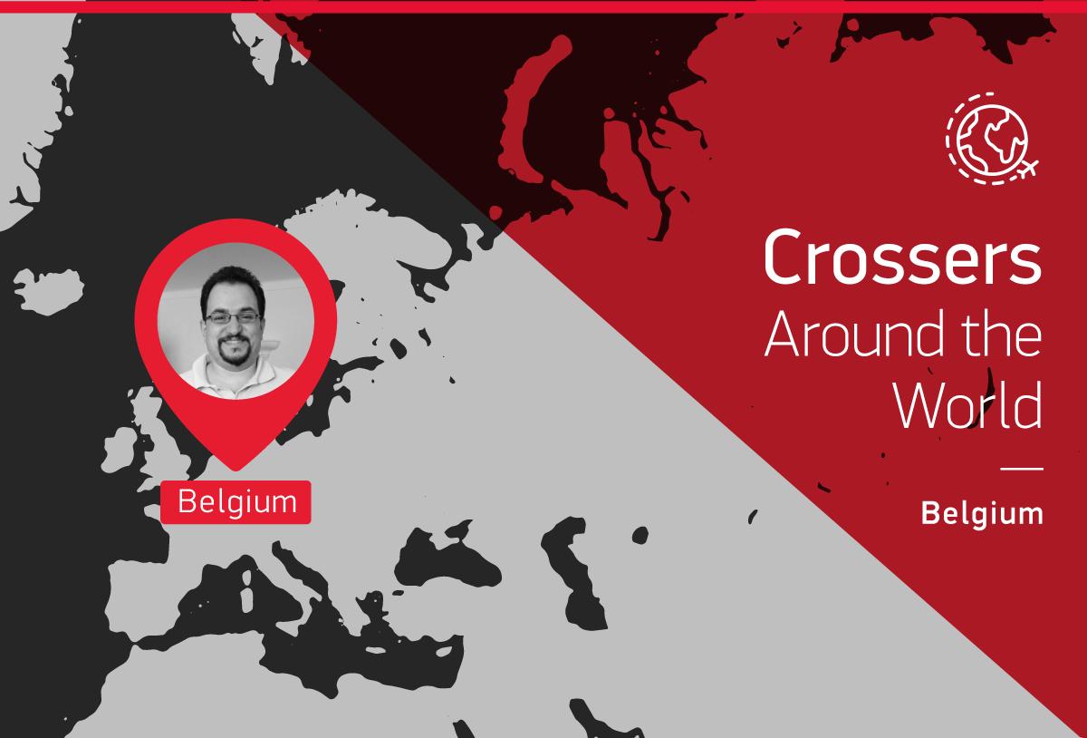 Crossers Around the World - Belgium
