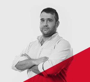 Rodrigo Garcia from Global Team