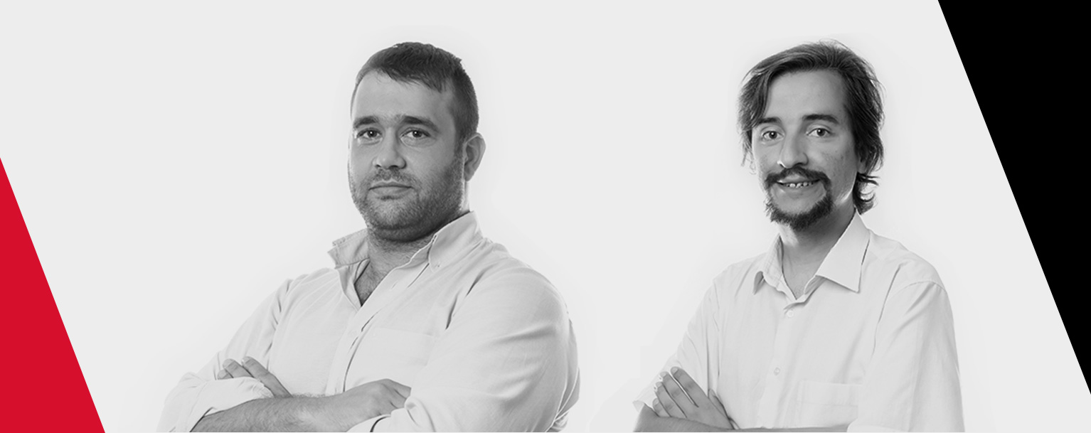 Compentence Center Team: Rodrigo Garcia and Paulo Cunha