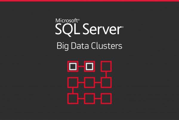 SQL Server Big Data Cluster