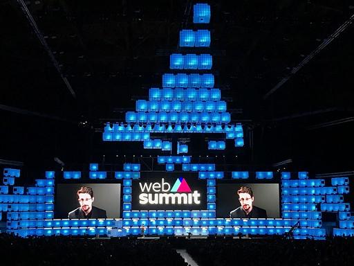 WebSummit 2019 - Main stage