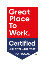 Great Place to Work seal